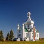 Saints Peter & Paul Ukrainian Church, Saskatchewan, Canada
